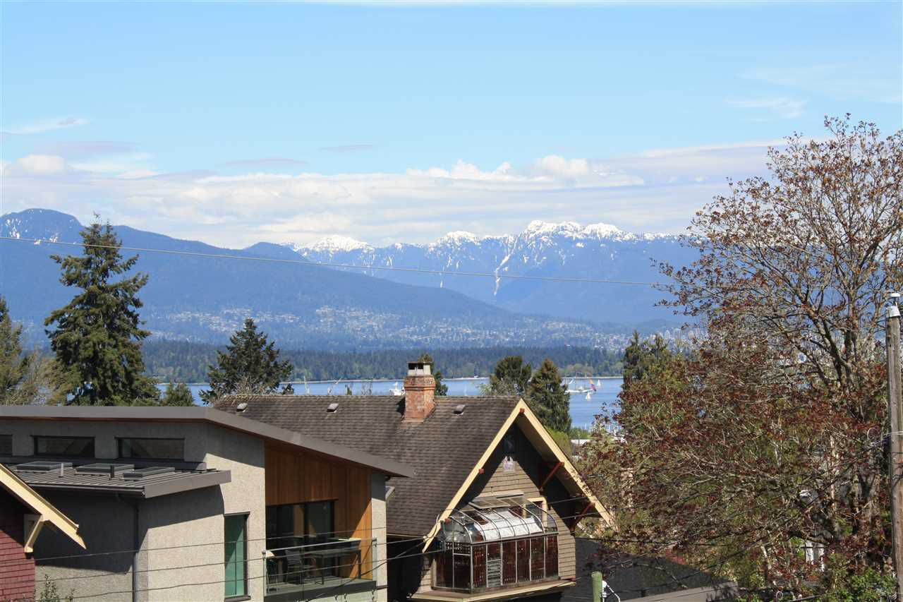 Main Photo: 4535 W 9TH Avenue in Vancouver: Point Grey House for sale (Vancouver West)  : MLS®# R2163745