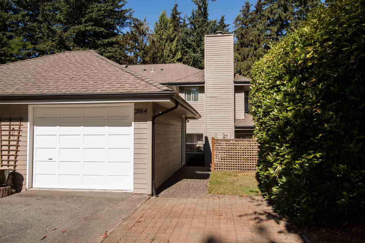 Main Photo: 2884 MT SEYMOUR PARKWAY in North Vancouver: Blueridge NV Townhouse for sale : MLS®# R2202290