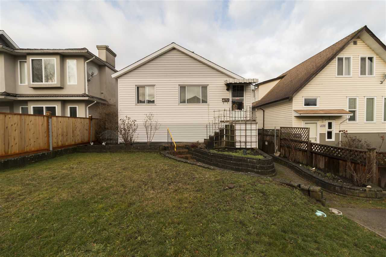 Main Photo: 4171 OXFORD Street in Burnaby: Vancouver Heights House for sale (Burnaby North)  : MLS®# R2235929