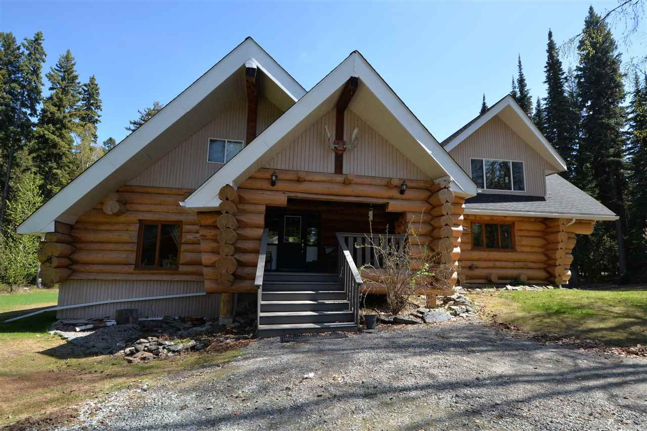 """Main Photo: 3460 CHRISTOPHER Drive in Prince George: Hobby Ranches House for sale in """"HOBBY RANCHES"""" (PG Rural North (Zone 76))  : MLS®# R2258081"""