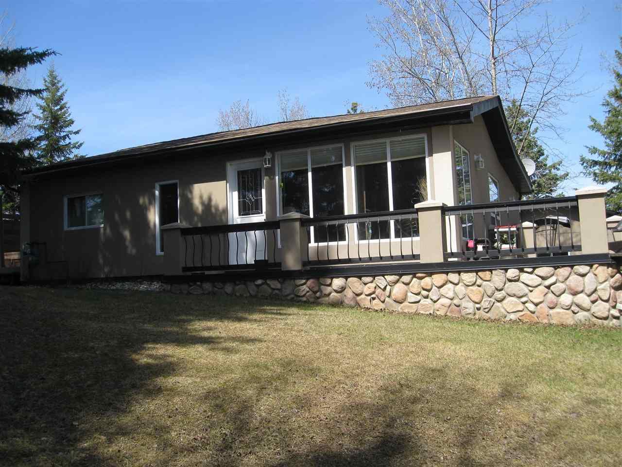 Main Photo: 61 54126 Rge Rd 52: Rural Lac Ste. Anne County House for sale : MLS®# E4109256