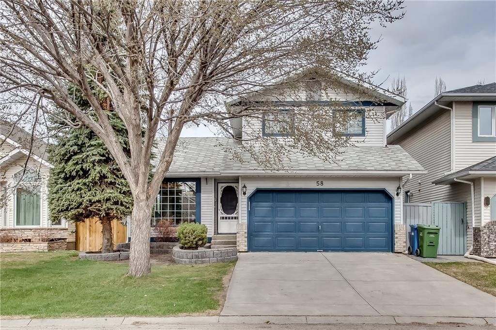 Main Photo: 58 RIVERVIEW Park SE in Calgary: Riverbend House for sale : MLS®# C4183091