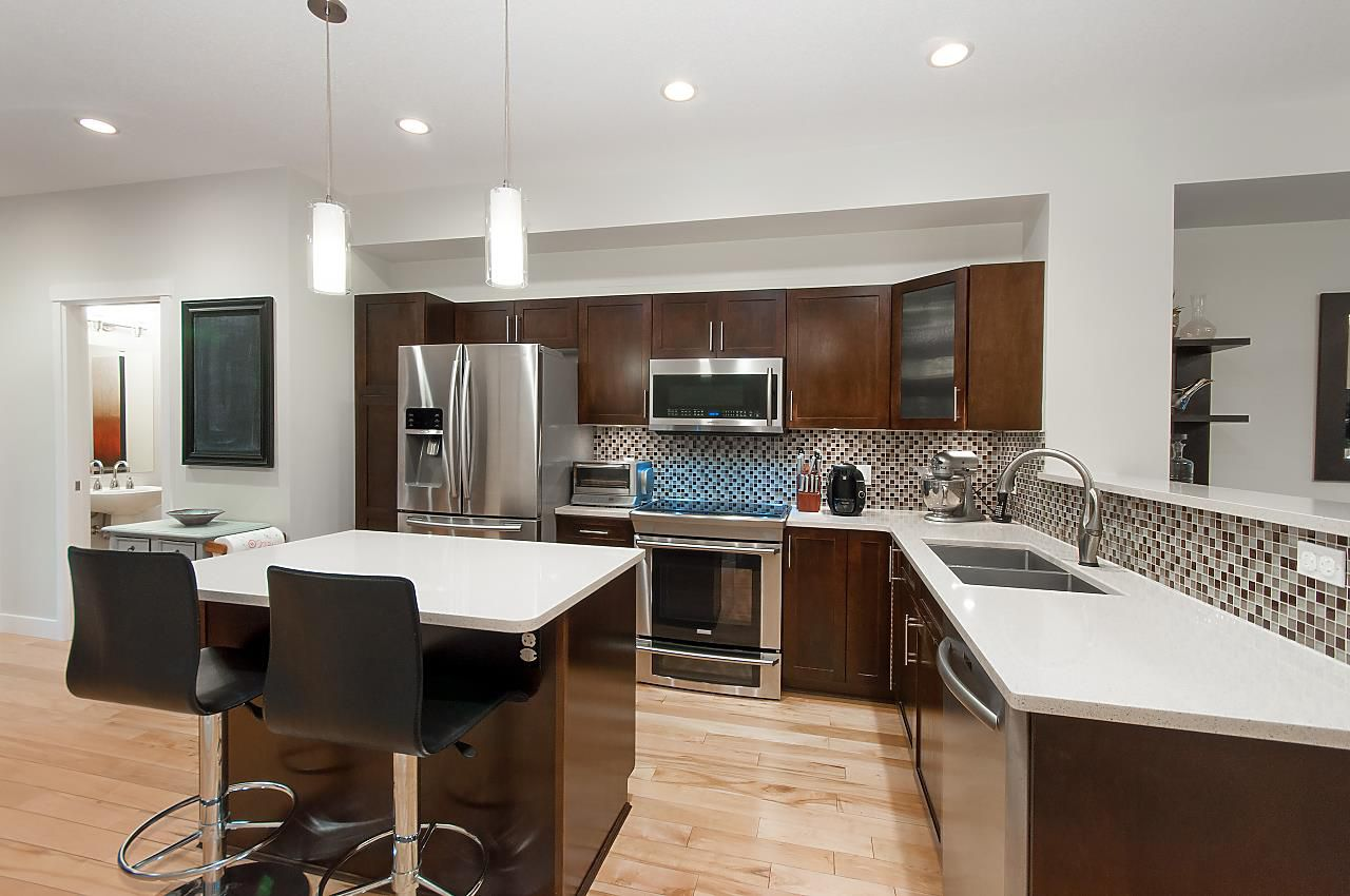 """Main Photo: 3 55 HAWTHORN Drive in Port Moody: Heritage Woods PM Townhouse for sale in """"COBALT SKY"""" : MLS®# R2325456"""