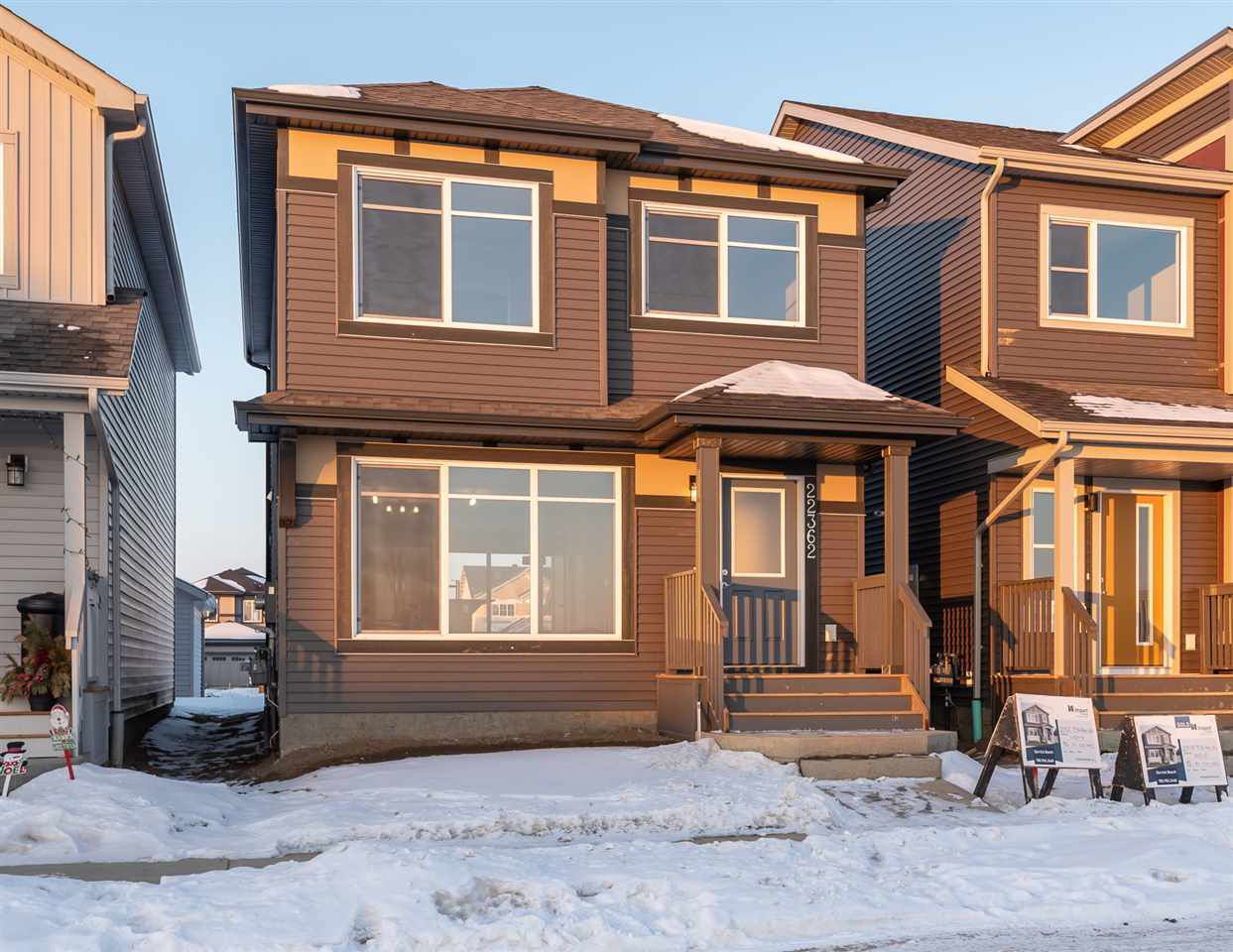 Main Photo: 22362 93A Avenue in Edmonton: Zone 58 House for sale : MLS®# E4140376