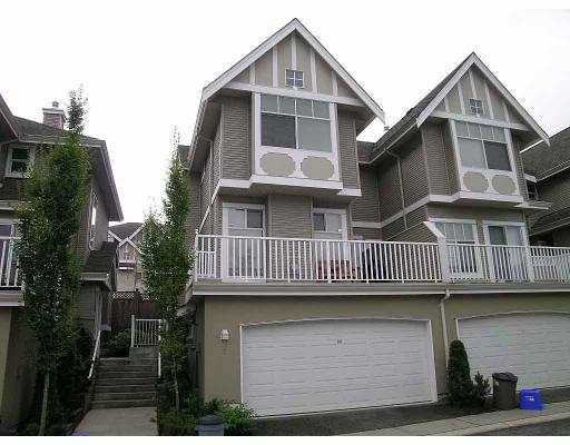 """Main Photo: 65 7488 MULBERRY PL in Burnaby: The Crest Townhouse for sale in """"SIERRA RIDGE/THE CREST"""" (Burnaby East)  : MLS®# V554491"""