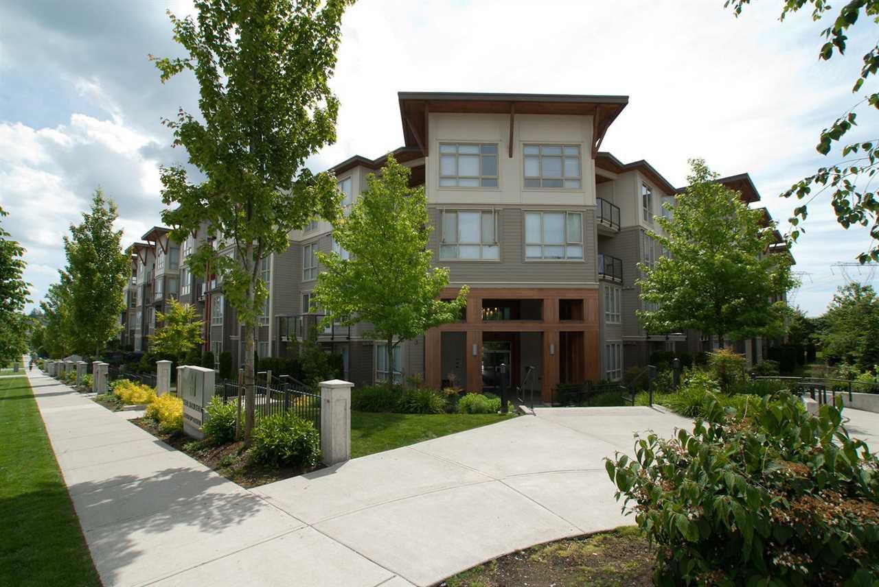"""Main Photo: 402 15988 26 Avenue in Surrey: Grandview Surrey Condo for sale in """"The Morgan"""" (South Surrey White Rock)  : MLS®# R2360937"""