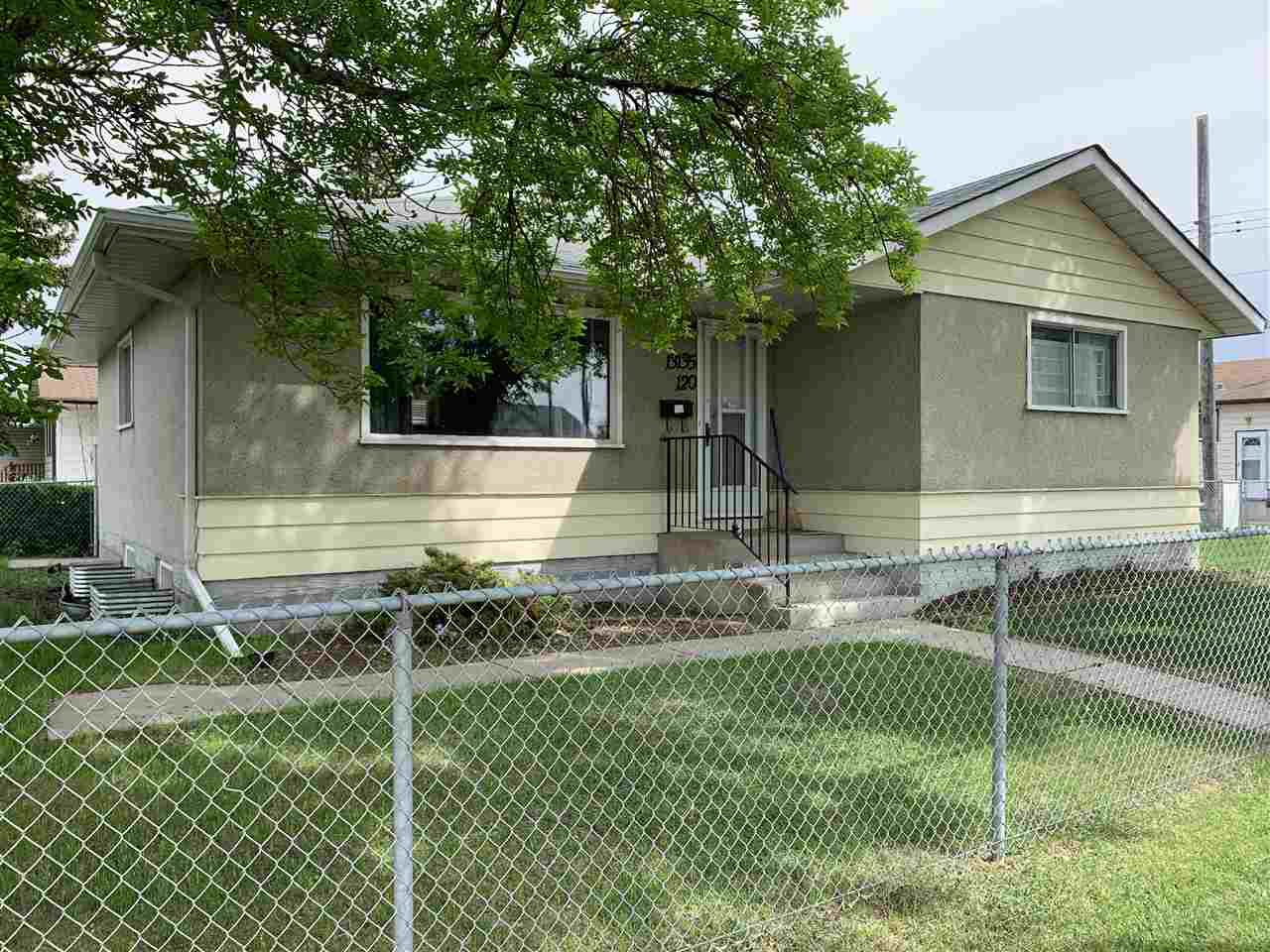 Main Photo: 13135 120 Street in Edmonton: Zone 01 House for sale : MLS®# E4159669