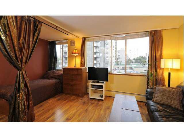 """Main Photo: 505 1250 BURNABY Street in Vancouver: West End VW Condo for sale in """"THE HORIZON"""" (Vancouver West)  : MLS®# V912658"""