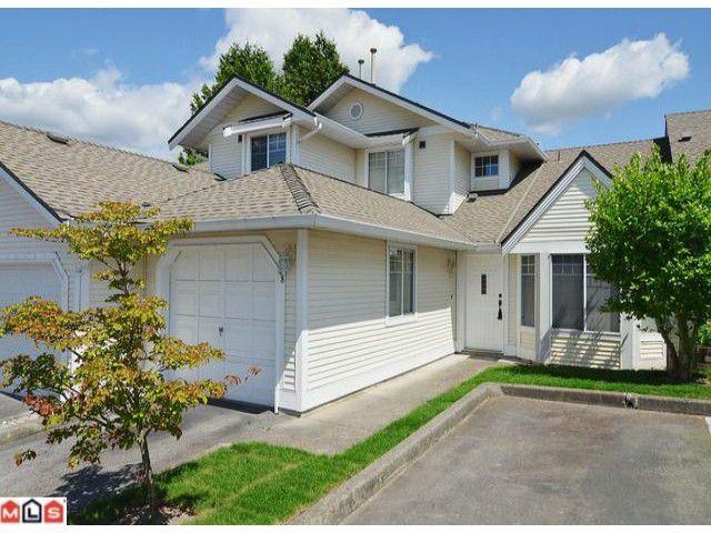 Main Photo: 98 8737 212TH Street in Langley: Walnut Grove Condo for sale : MLS®# F1211537