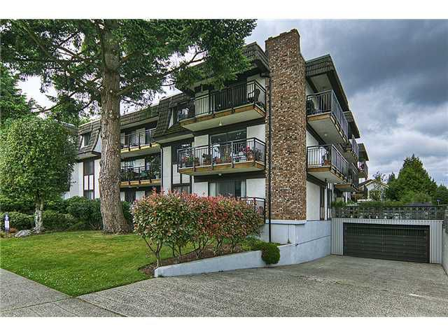 Main Photo: 205 425 ASH Street in New Westminster: Uptown NW Condo for sale : MLS®# V962983