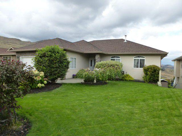 Main Photo: 976 Raven Drive in Kamloops,: Bachelor Heights House for sale (Kamloops)