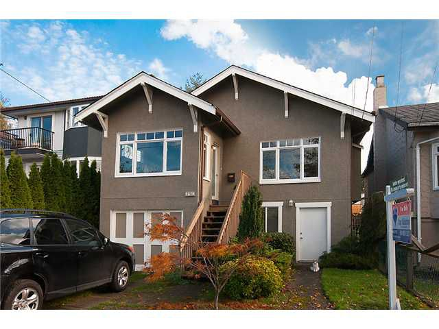 "Main Photo: 4678 WALDEN Street in Vancouver: Main House for sale in ""Main Street"" (Vancouver East)  : MLS®# V1035629"