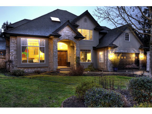 """Main Photo: 2873 139A Street in Surrey: Elgin Chantrell House for sale in """"WEST ELGIN"""" (South Surrey White Rock)  : MLS®# F1402737"""