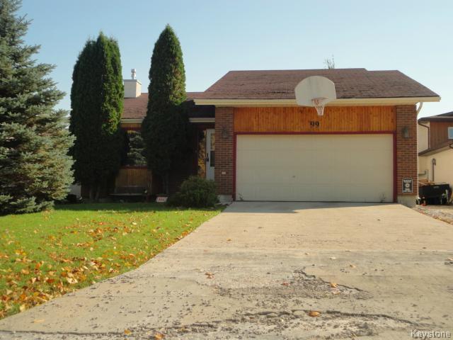 Main Photo:  in WINNIPEG: Westwood / Crestview Residential for sale (West Winnipeg)  : MLS®# 1424023