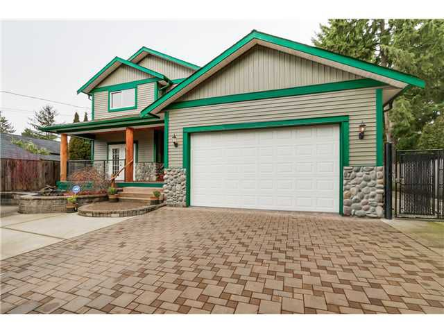 Main Photo: 837 WYVERN Avenue in Coquitlam: Coquitlam West House for sale : MLS®# V1100123