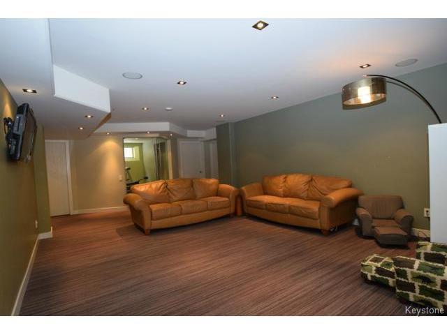 Photo 16: Photos: 187 McBeth Grove in WINNIPEG: West Kildonan / Garden City Residential for sale (North West Winnipeg)  : MLS®# 1504824