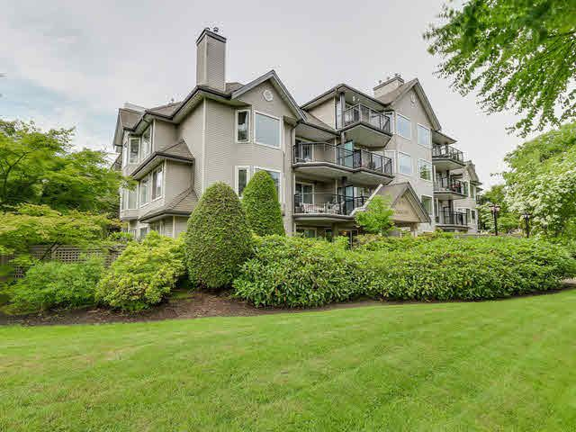 Main Photo: 110 3770 MANOR Street in Burnaby: Central BN Condo for sale (Burnaby North)  : MLS®# V1126532