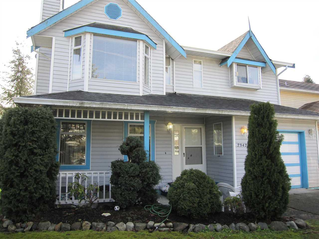 Main Photo: 23422 SANDPIPER Avenue in Maple Ridge: Cottonwood MR House for sale : MLS®# R2034092