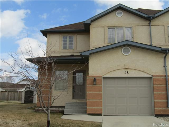 Main Photo: 25 Shorehill Drive in Winnipeg: Windsor Park / Southdale / Island Lakes Condominium for sale (South East Winnipeg)  : MLS®# 1609615