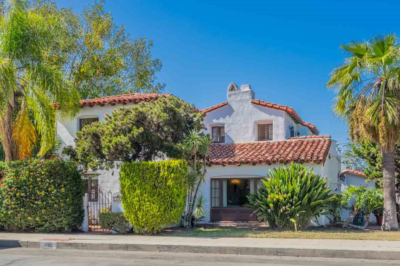Main Photo: HILLCREST House for sale : 3 bedrooms : 1290 Upas St in San Diego