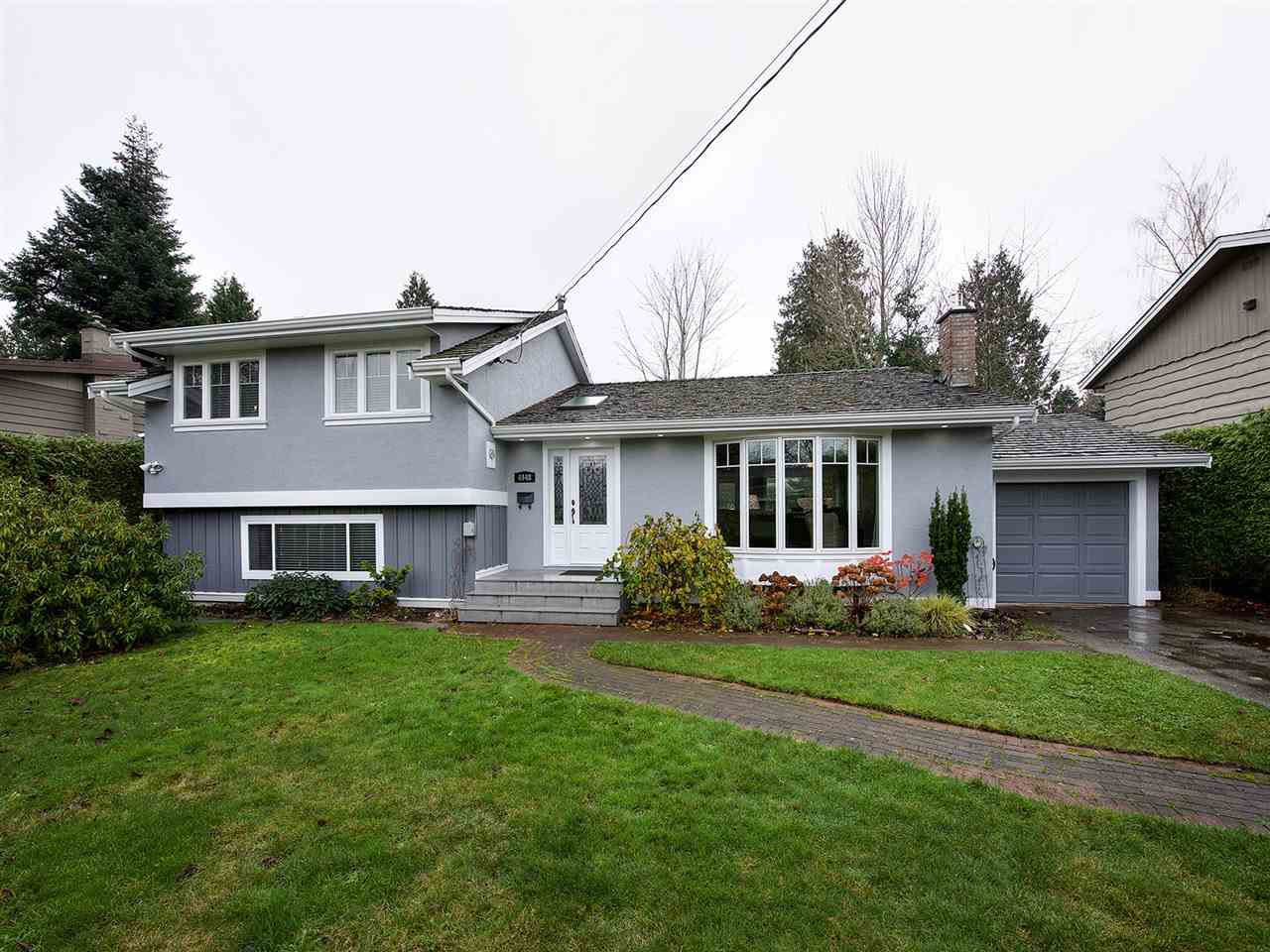 Main Photo: 4948 11A Avenue in Delta: Tsawwassen Central House for sale (Tsawwassen)  : MLS®# R2125963