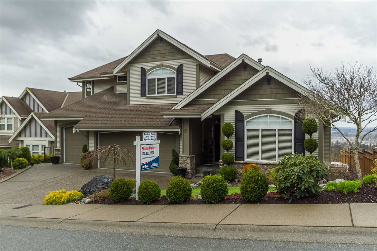 """Main Photo: 2 3299 HARVEST Drive in Abbotsford: Abbotsford East House for sale in """"HIGHLANDS"""" : MLS®# R2149440"""