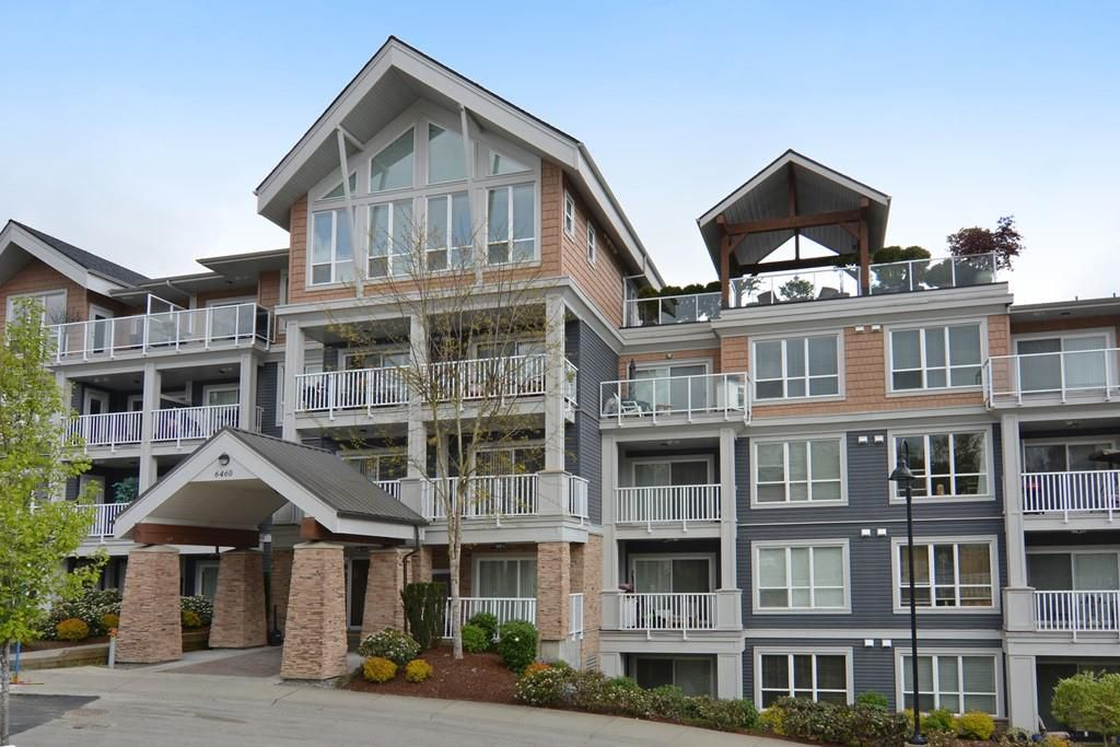 "Main Photo: 505 6460 194 Street in Surrey: Clayton Condo for sale in ""WATERSTONE"" (Cloverdale)  : MLS®# R2160265"