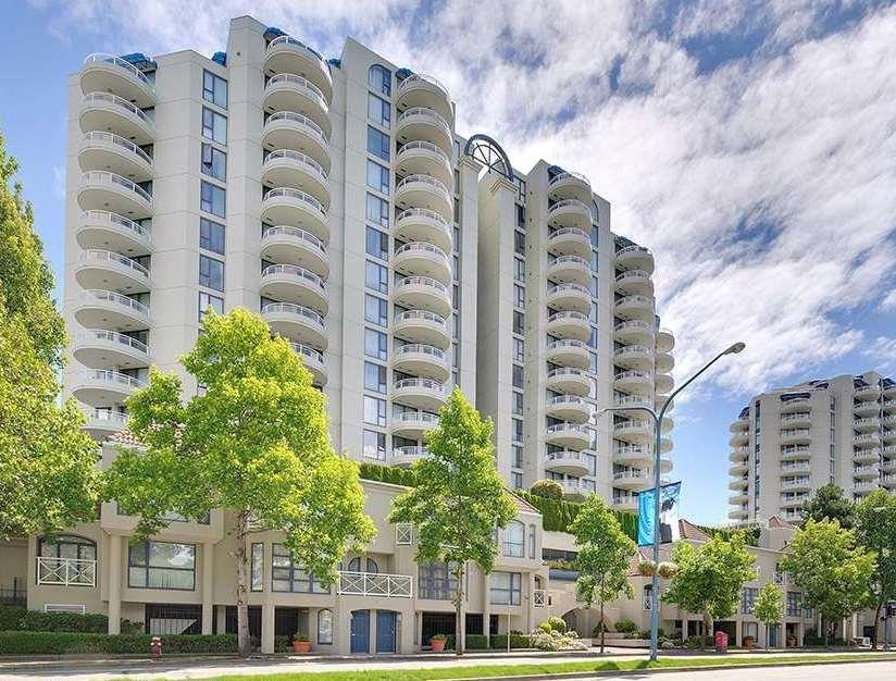 "Main Photo: 1103 6080 MINORU Boulevard in Richmond: Brighouse Condo for sale in ""HORIZONS B"" : MLS®# R2166215"