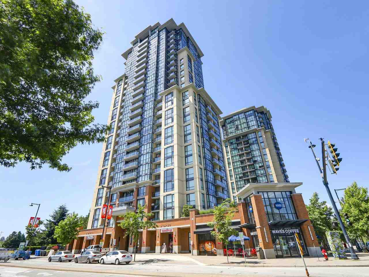 "Main Photo: 808 10777 UNIVERSITY Drive in Surrey: Whalley Condo for sale in ""CITYPOINT"" (North Surrey)  : MLS®# R2184234"