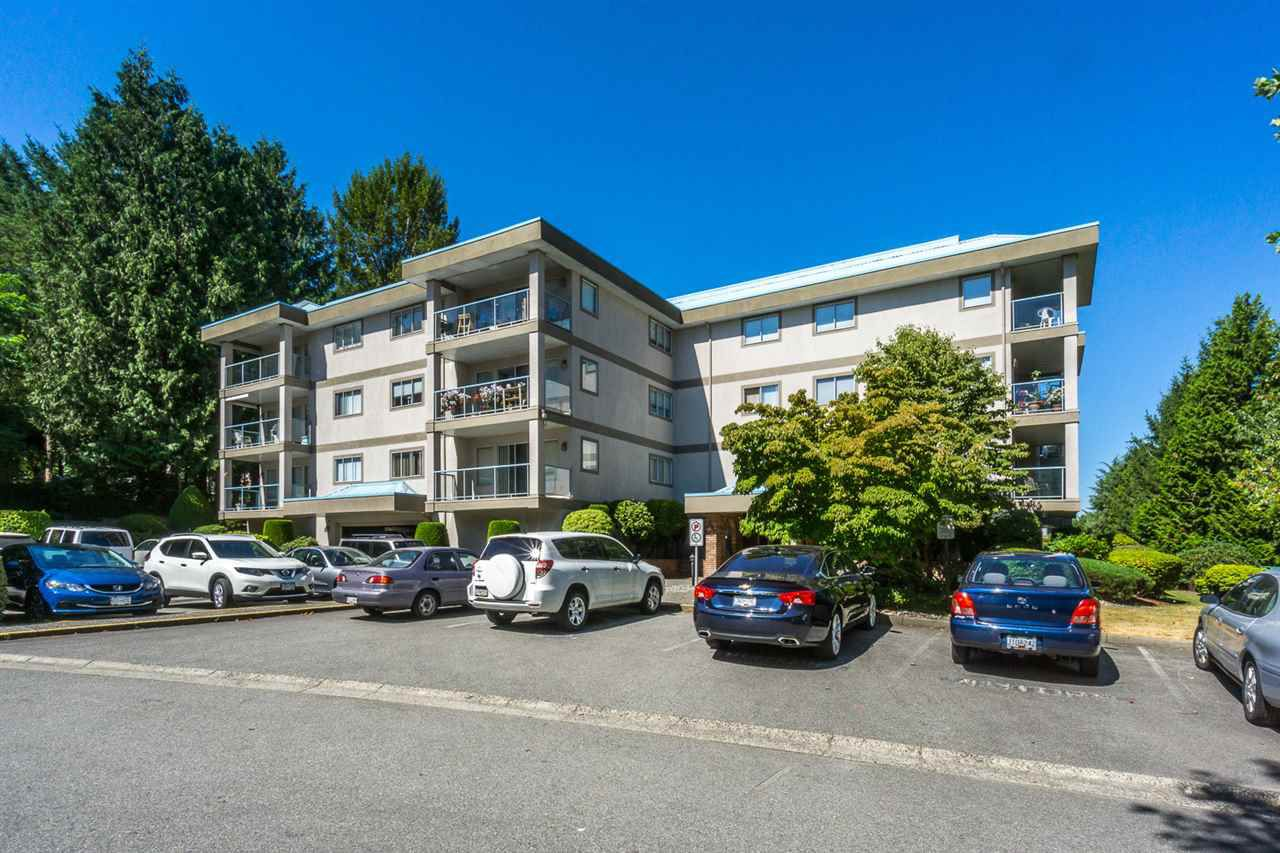 """Main Photo: 110 33090 GEORGE FERGUSON Way in Abbotsford: Central Abbotsford Condo for sale in """"Tiffany Place"""" : MLS®# R2193670"""