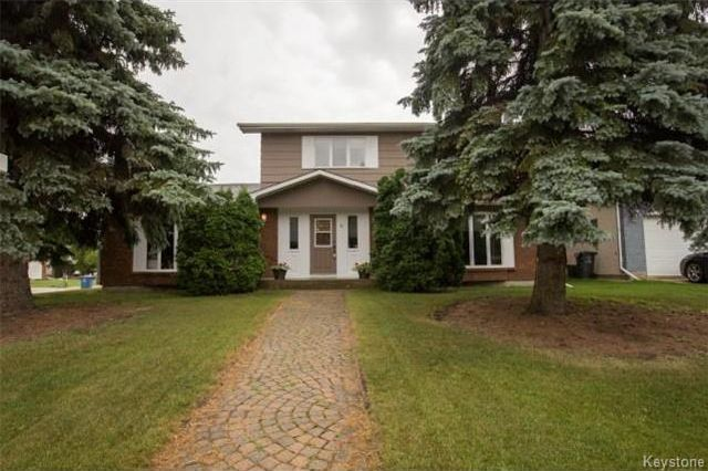 Main Photo: 11 Ranch Road in Winnipeg: North Kildonan Residential for sale (3G)  : MLS®# 1721441