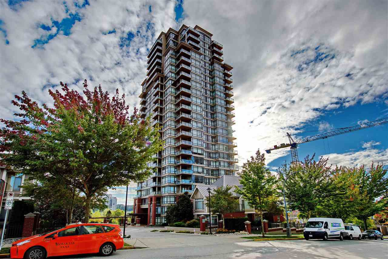 Main Photo: 2701 4132 HALIFAX STREET in Burnaby: Brentwood Park Condo for sale (Burnaby North)  : MLS®# R2213041