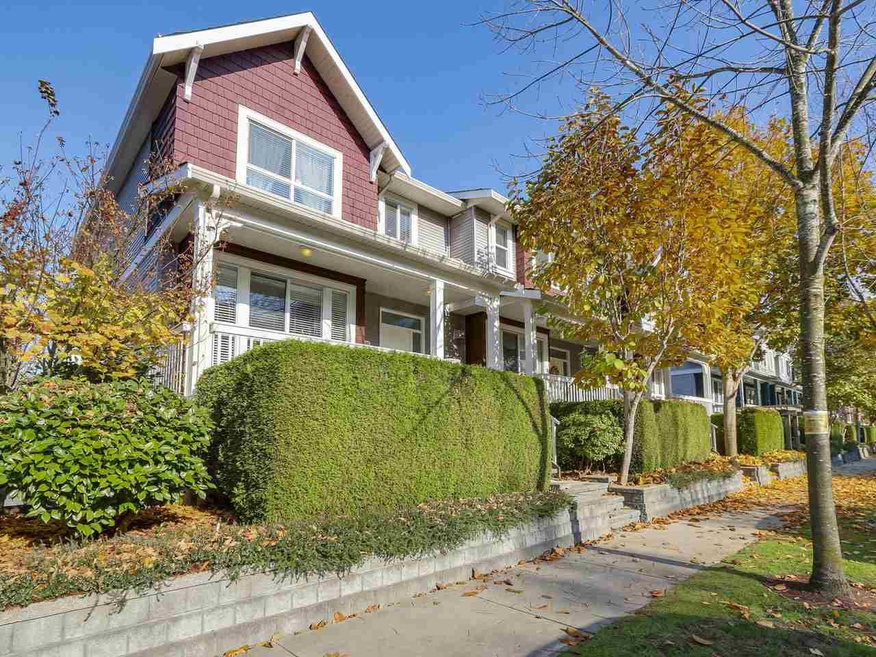 "Main Photo: 55 5999 ANDREWS Road in Richmond: Steveston South Townhouse for sale in ""RIVERWIND"" : MLS®# R2219239"