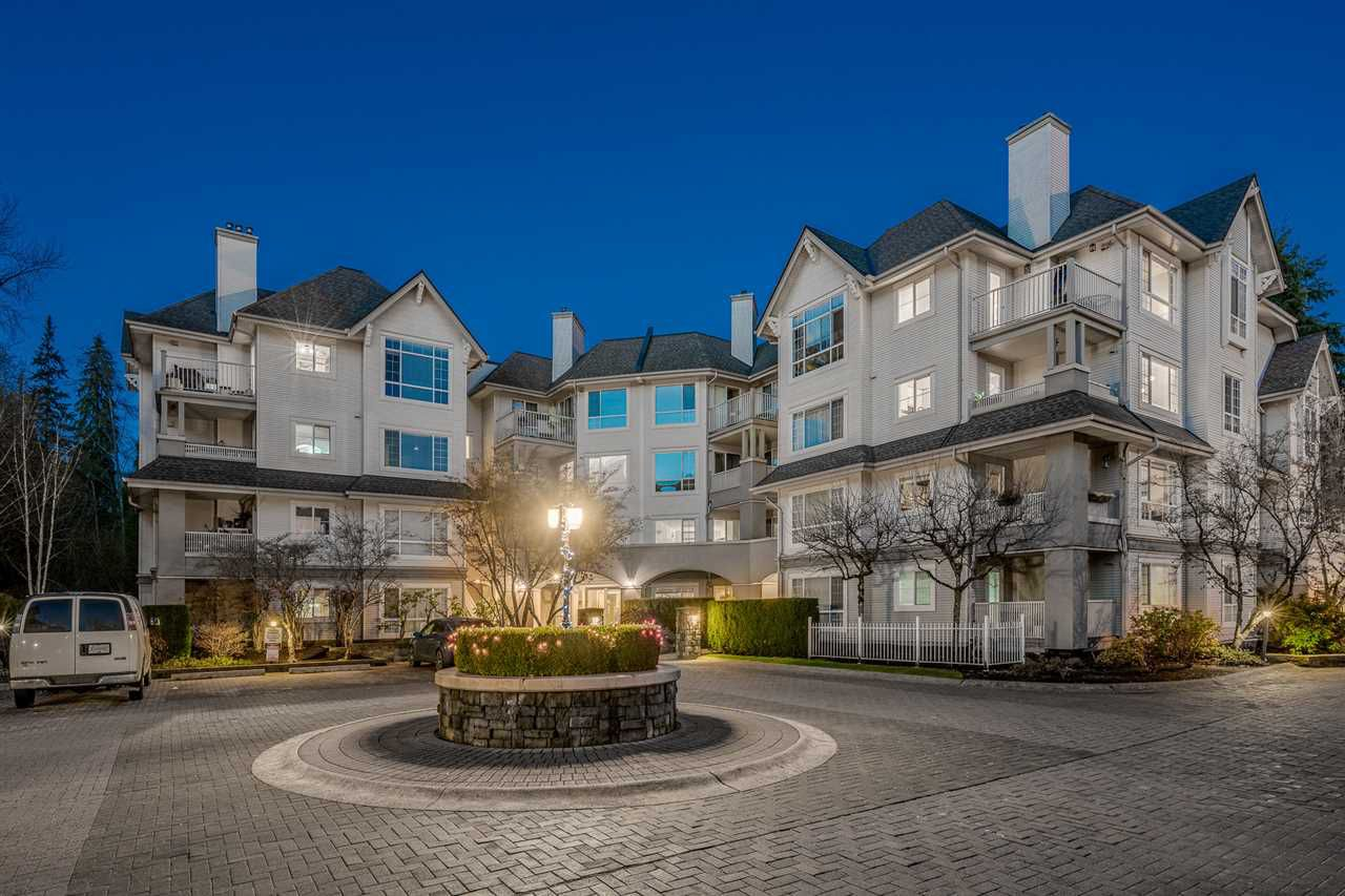 """Main Photo: 434 1252 TOWN CENTRE Boulevard in Coquitlam: Canyon Springs Condo for sale in """"THE KENNEDY"""" : MLS®# R2227746"""