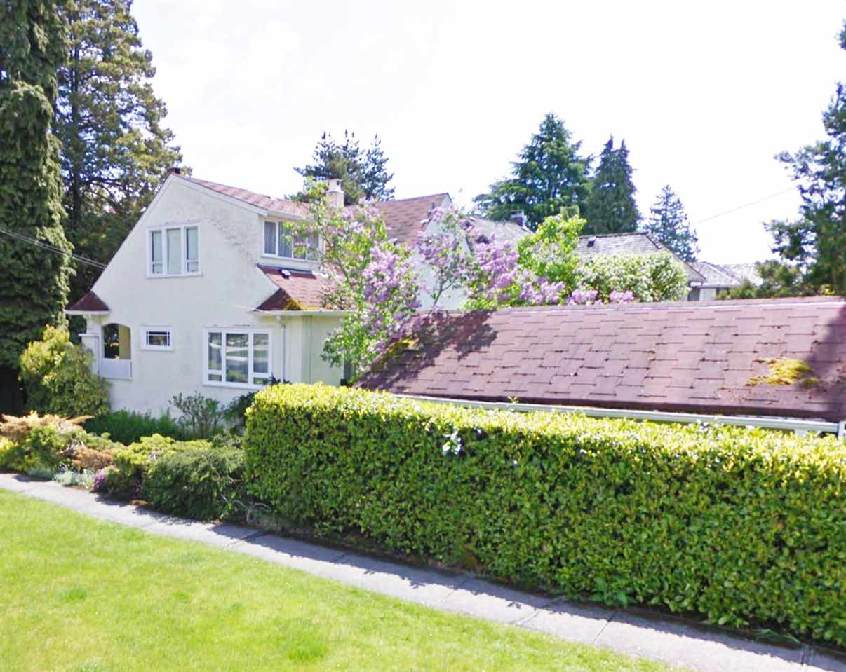 Main Photo: 5911 BLENHEIM Street in Vancouver: Southlands House for sale (Vancouver West)  : MLS®# R2253729