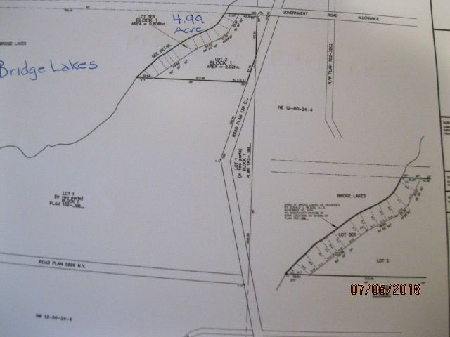 Main Photo: TWP 601B RR240A: Rural Westlock County Rural Land/Vacant Lot for sale : MLS®# E4119618