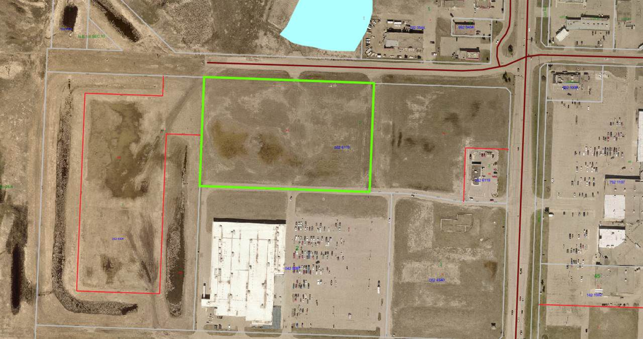 Main Photo: 3600 56 Street: Wetaskiwin Land Commercial for sale : MLS®# E4124474