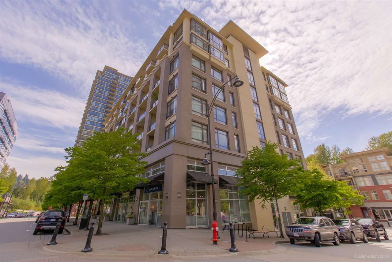 """Main Photo: 502 121 BREW Street in Port Moody: Port Moody Centre Condo for sale in """"SUTER BROOK THE ROOM"""" : MLS®# R2298806"""