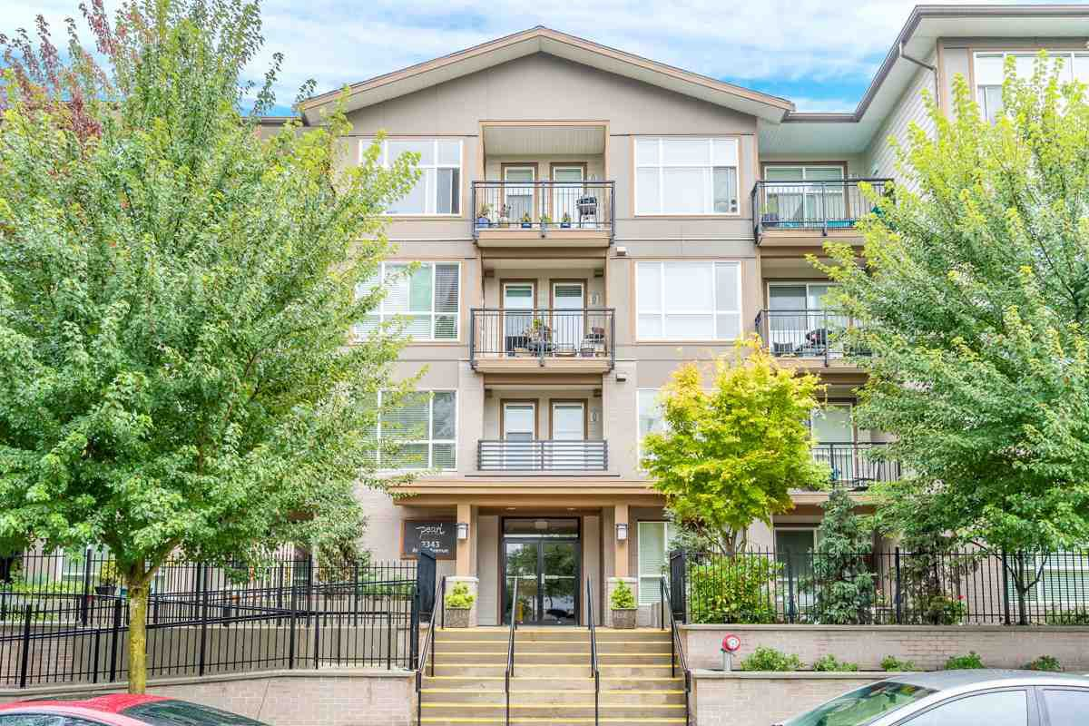"Main Photo: 204 2343 ATKINS Avenue in Port Coquitlam: Central Pt Coquitlam Condo for sale in ""PEARL BY QUANTUM"" : MLS®# R2305768"