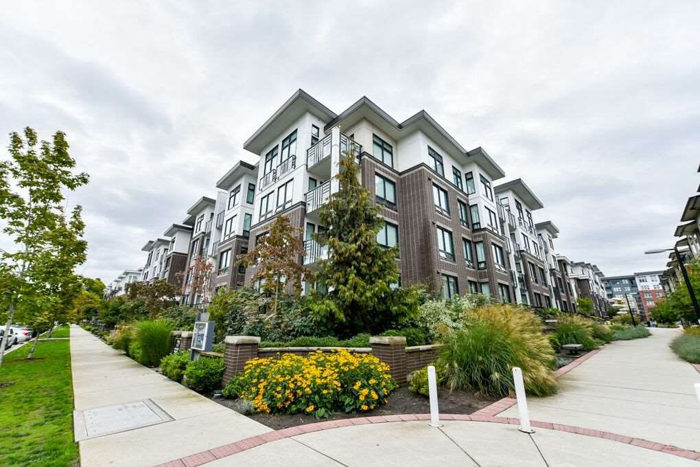 """Main Photo: 126 9388 ODLIN Road in Richmond: West Cambie Condo for sale in """"OMEGA"""" : MLS®# R2309657"""
