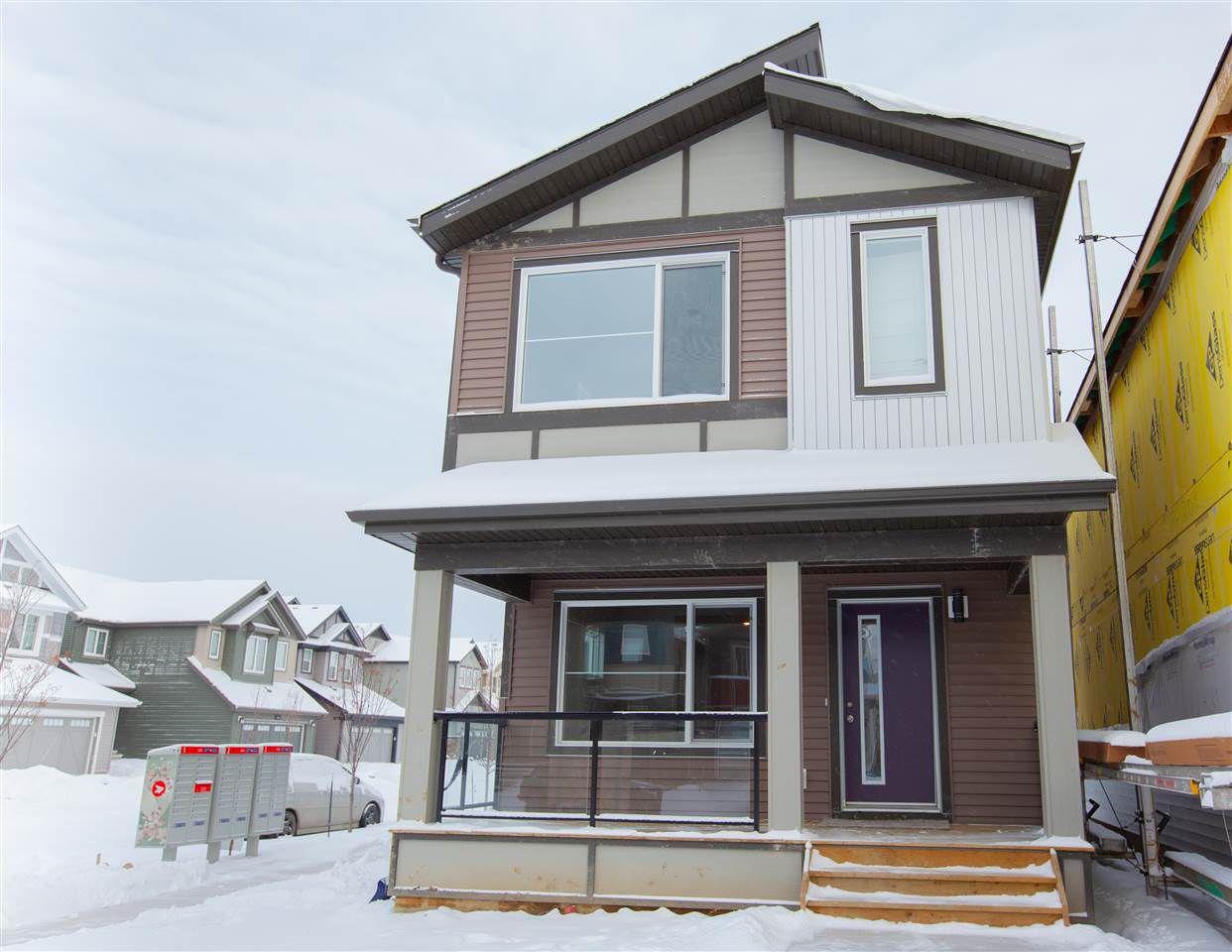 Main Photo: 366 DESROCHERS Boulevard in Edmonton: Zone 55 House for sale : MLS®# E4143955