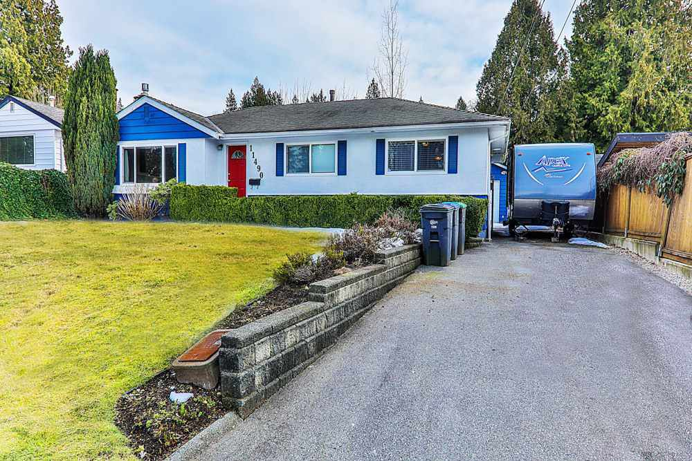 """Main Photo: 11490 97 Avenue in Surrey: Royal Heights House for sale in """"Royal Heights"""" (North Surrey)  : MLS®# R2347934"""