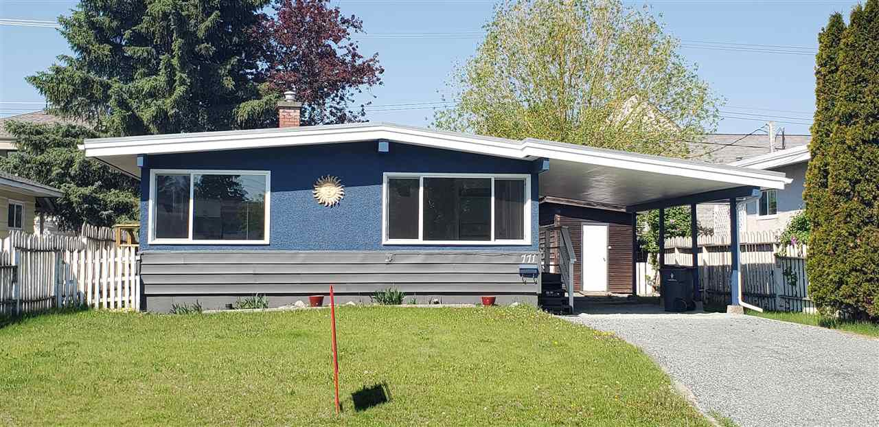 Main Photo: 771 JOHNSON Street in Prince George: Central House for sale (PG City Central (Zone 72))  : MLS®# R2365907