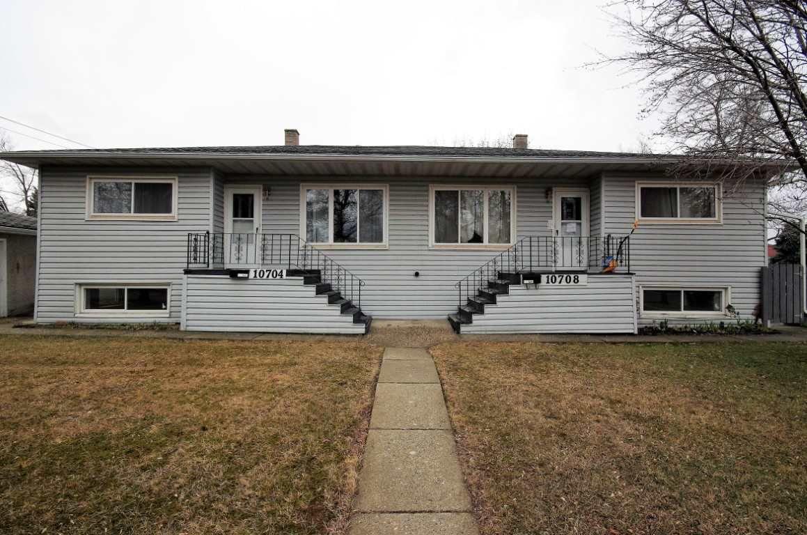 Main Photo: 10704-10708 139 Street in Edmonton: Zone 07 House Duplex for sale : MLS®# E4155272