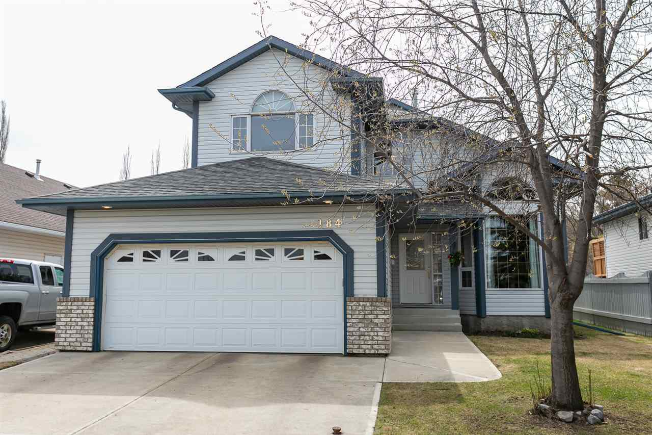 Main Photo: 184 DEER RIDGE Drive: St. Albert House for sale : MLS®# E4156427