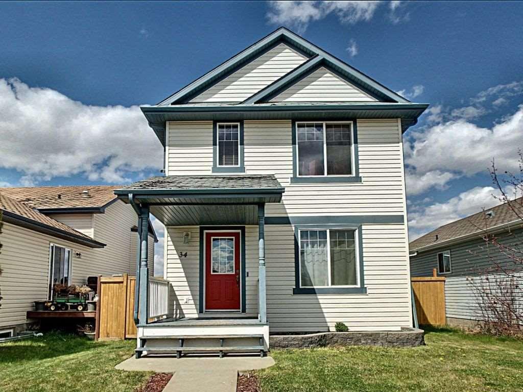Main Photo: 34 Heatherlands Way: Spruce Grove House for sale : MLS®# E4156637