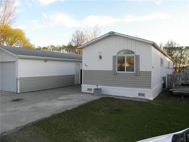 Main Photo: 34 Vernon Keats Drive in St Clements: Pineridge Trailer Park Residential for sale (R02)  : MLS®# 1912649