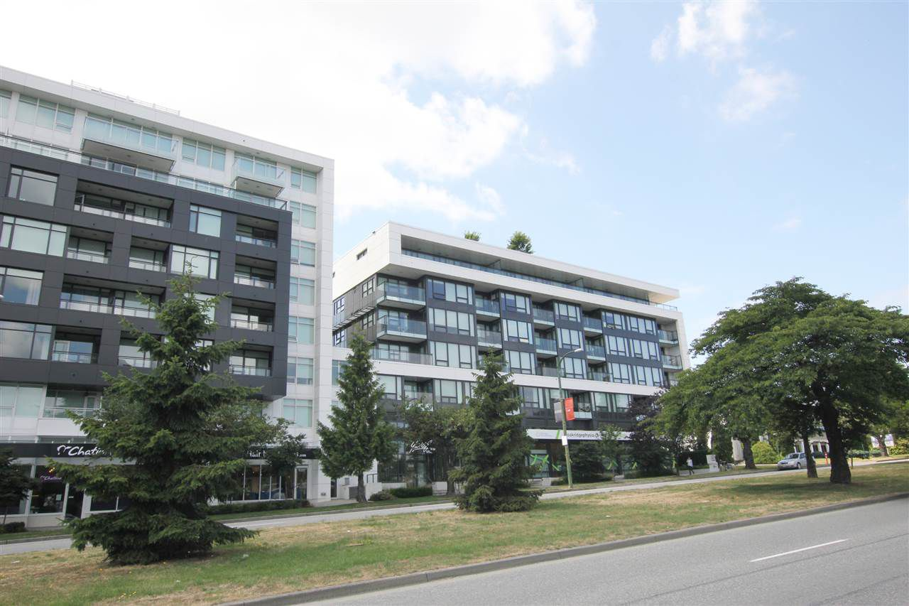 Main Photo: 405 6311 CAMBIE Street in Vancouver: Oakridge VW Condo for sale (Vancouver West)  : MLS®# R2386891