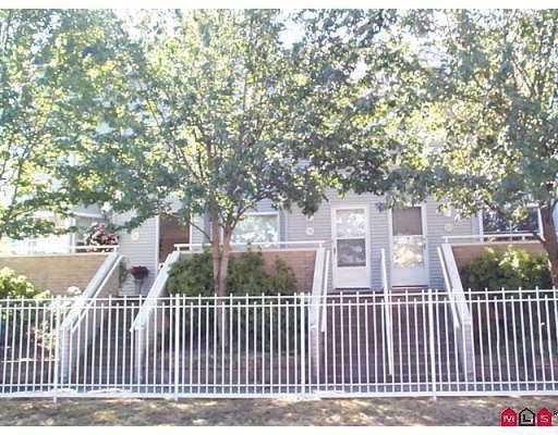 "Main Photo: 76 13706 74TH AV in Surrey: East Newton Townhouse for sale in ""ASHLEA GATE"" : MLS®# F2522769"