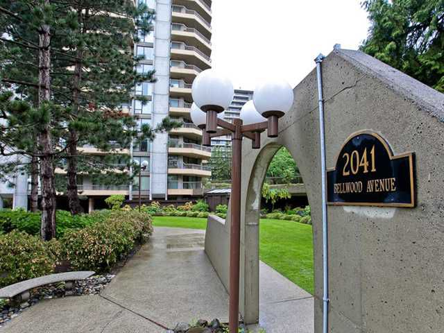 "Main Photo: PH4 2041 BELLWOOD Avenue in Burnaby: Brentwood Park Condo for sale in ""ANOLA PLACE"" (Burnaby North)  : MLS®# V891406"